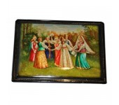 After Harvest - Fedoskino Lacquer Box