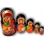 Virgin Mary - Religious Matryoshka Nesting Dolls