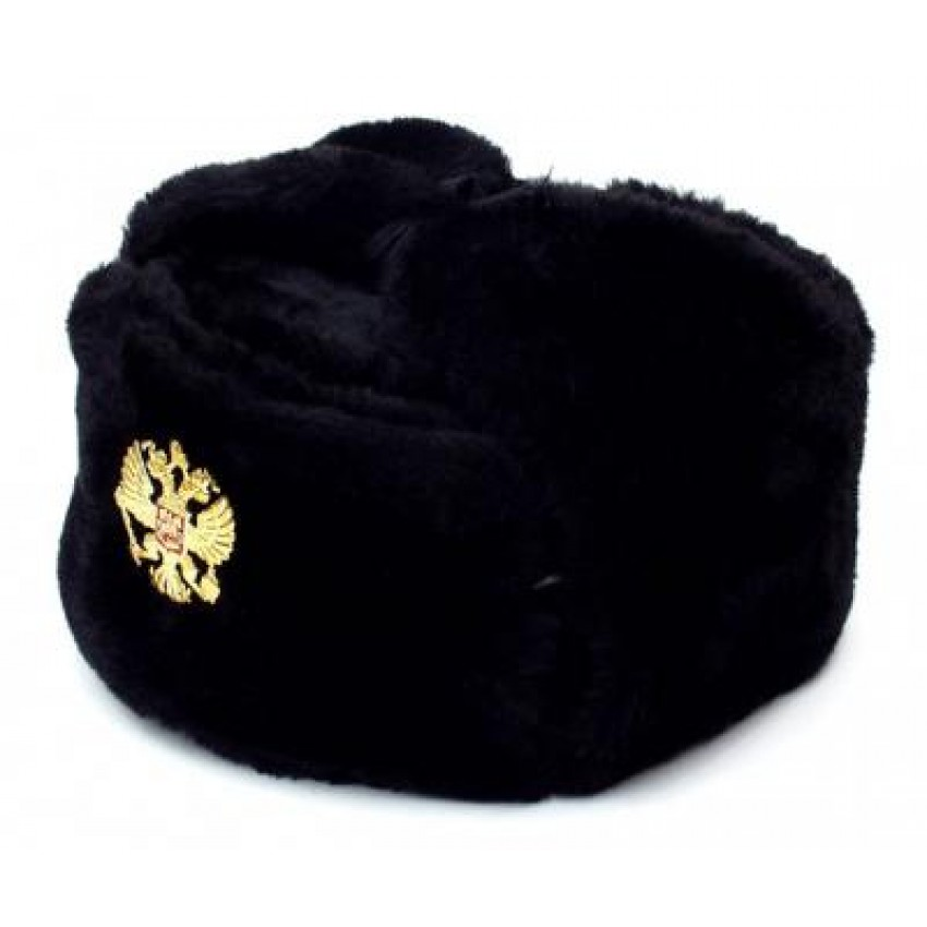 11c41677437 Russian Marines Military Winter Fur Hat