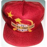 Harley Davidson CCCP/USSR Vintage Hat