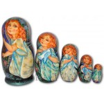 The Angels - Matryoshka Nesting Dolls