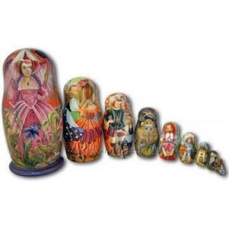 The Cinderella - Russian Matryoshkas