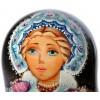 The Snow Maiden Fairytale - Russian Matryoshka Nesting Dolls