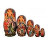 Stone Flower Fairytale - Babooshka Dolls