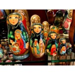 Nativity Matryoshka Set