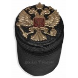 Cups for officer's flask - Russian Army Double Eagle
