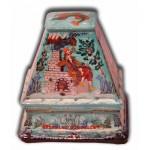 Emelya and the Magic Pike - Kholui Lacquer Box