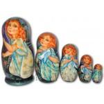 The Angels - Matryoshka Nesting Dolls