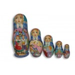 Children's Fairyland - Matryoshka Nesting Dolls