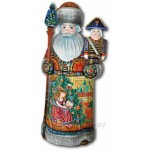 The Nutcracker Fairytale - Wooden Santa Claus