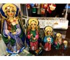 Angels Matryoshka Dolls