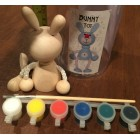 Russian Easter Bunny Painting Kit